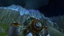 Moogyver on his Turbo Charged Flying Machine!