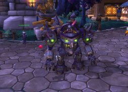 Gillian got her mount for collecting 300 toys!!!!