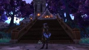 Winterwolf's Marksman Hunter transmog for Rangari Zeena