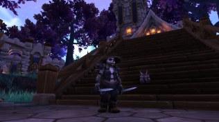 Winterwolf's windwalker monk transmog for BlueLotus
