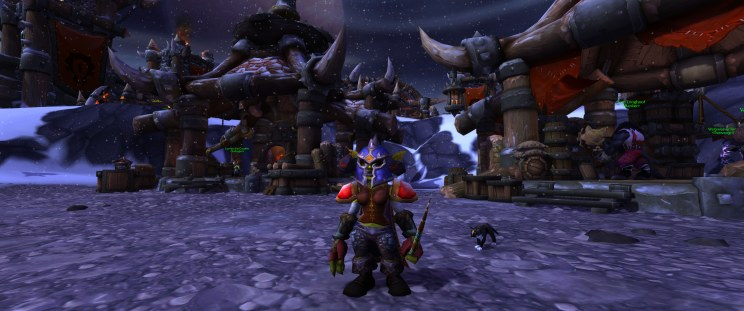 """From Spankyhunter's """"truly ugly transmog"""" series"""