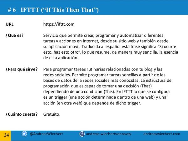 significado de ifttt