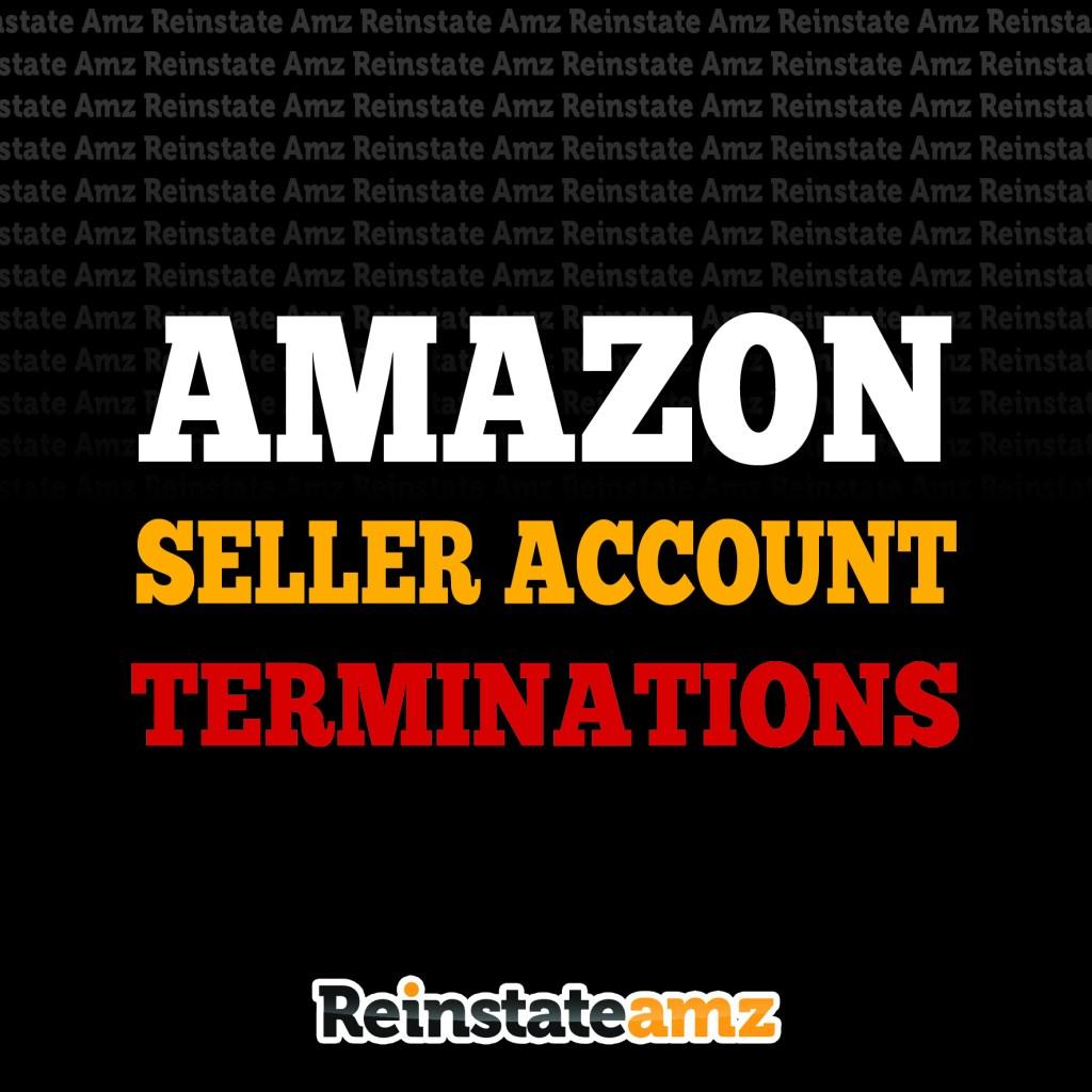 Reinstate AMZ - Amazon Seller Account Termination