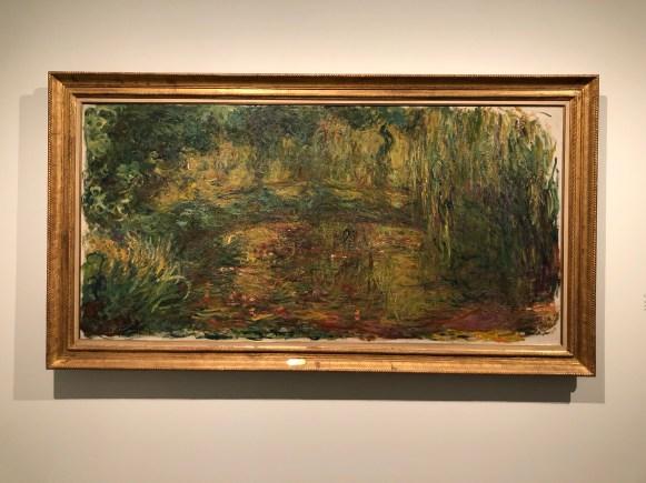 Claude Monet, Blue Water Lilies, 1916-1919, Musée de l'Orangerie