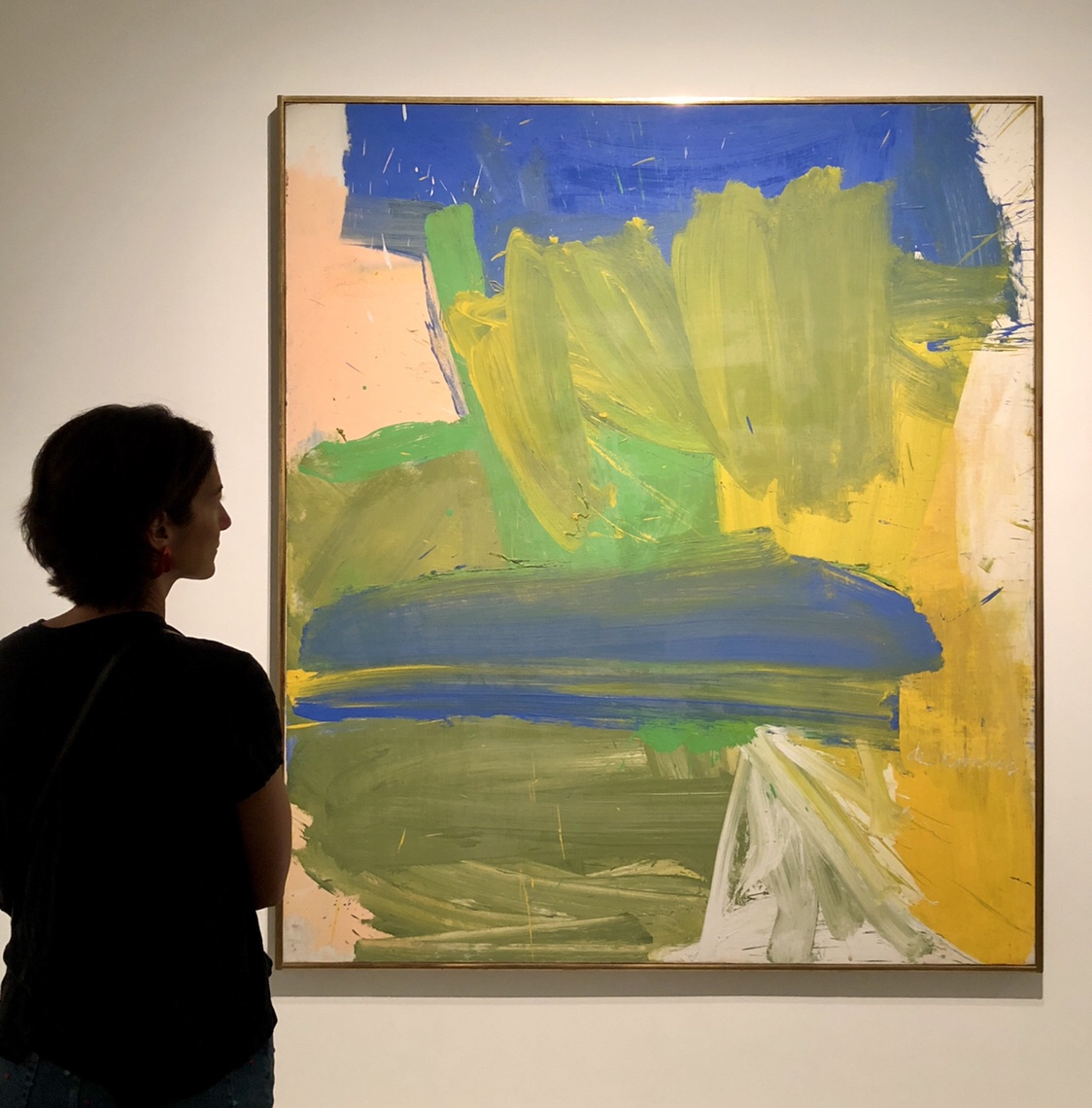American Abstraction and the last Monet
