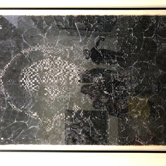 Dinh Q. Lê, Untitled (Cambodia Splendor & Darkness Series), 2010