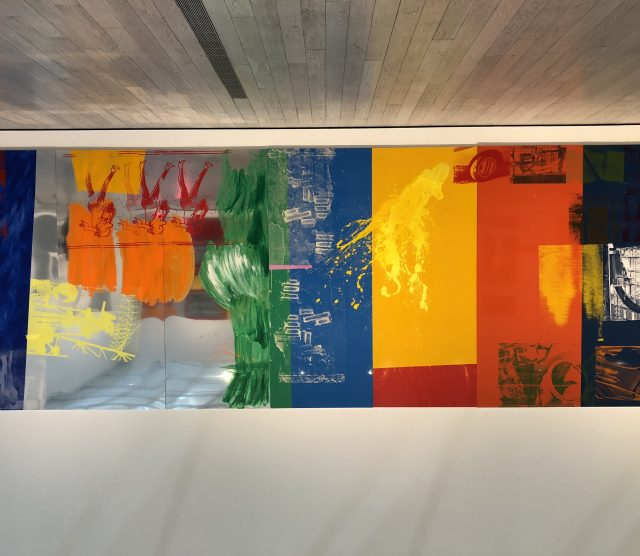 Robert Rauschenberg – The ¼ Mile