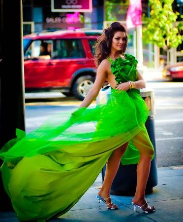 model_kim_kilgrove27s_stunning_green_dress_blows_in_the_wind