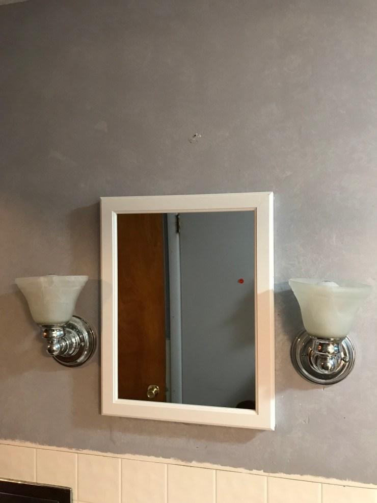 Install a Medicine Cabinet