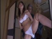 生活の為に義父に抱かれ調教される黒髪美人妻のれイプ 動画 38.5度無料