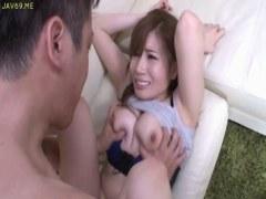 義弟に弱みを握られて膣奥を突かれる美巨乳人妻のれイプ 動画 38.5度無料