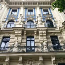 Reisetipps Riga: Jugendstilviertel