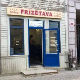 Reisetipps Riga: Frisörsalon in Ägenskains