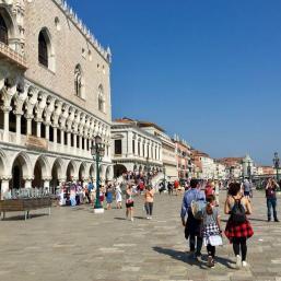 Uferpromenade in San Marco
