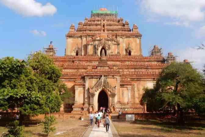 Bagan Boeddhistische tempel