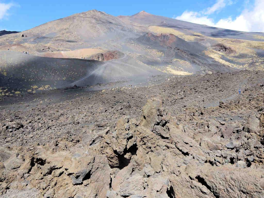 Etna Vulkaan, Sicilië