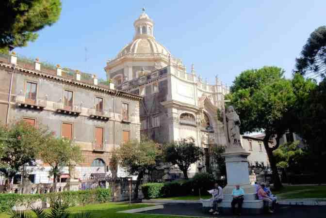 Cattedrale di Sant'Agata, Kathedraal Catania