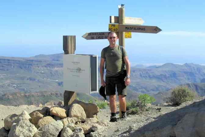 Wandelen op Gran Canaria