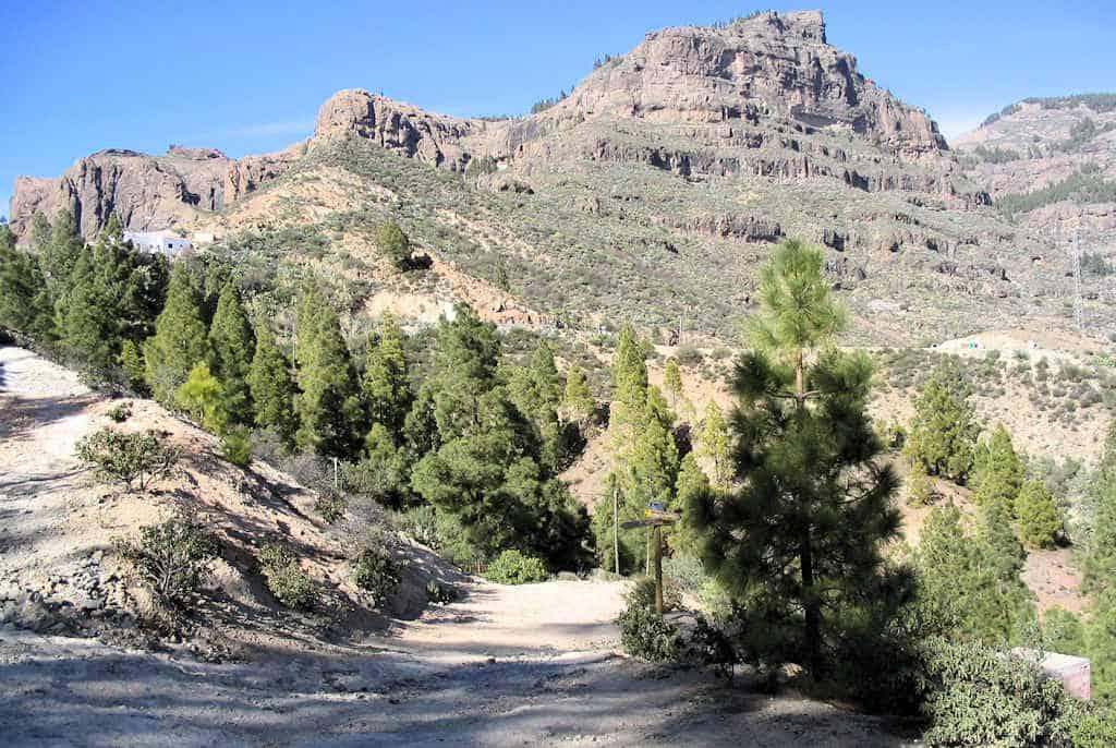 Gran Canaria wandelen binnenland