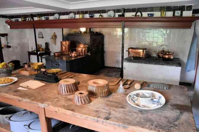 Keuken Kasteel Rozendael