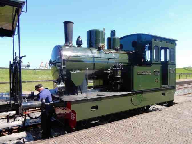 Stoomtram Medemblik - Stoomlocomotief 26 Ir. P.H.Bosboom van de Limburgse Tramweg Maatschappij