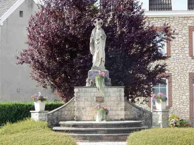 Heilig Hartbeeld Eys Zuid-Limburg