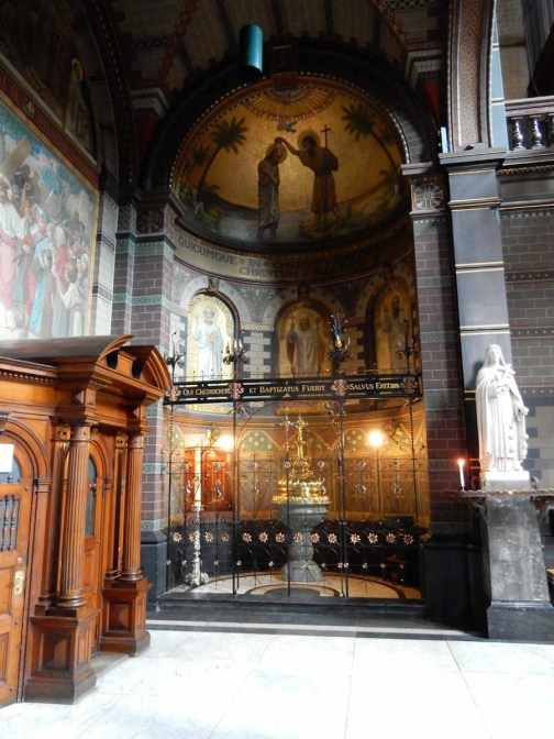 Rooms-katholieke kerk Sint-Nicolaas - Prins Hendrikkade, Amsterdam