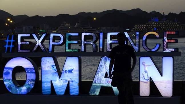 2018-12-09 Oman: 'Experience Oman' in Muscat.
