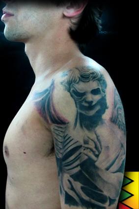 Preto Amp Branco Black And Gray Reis Da Tattoo