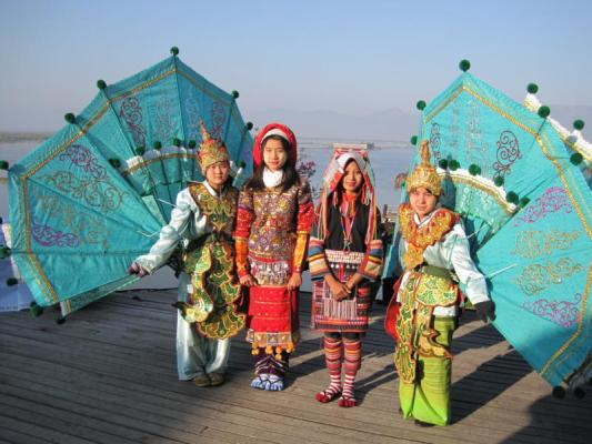 21.01.2011 , INLE SEE