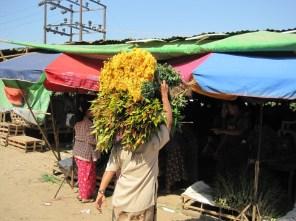 Gemüse-Großmarkt