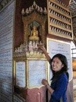 Thanbuddhay Pagode