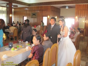 lashio wedding