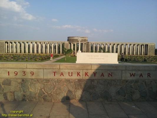 Taukkyan War Cemetry