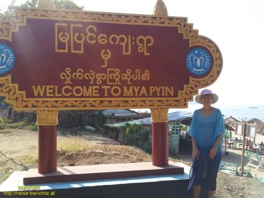 Mya Pyin, Ngapali Beach