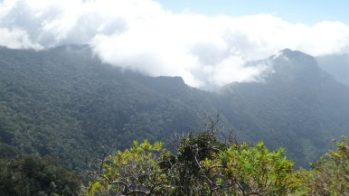 little worlds end, horton plains