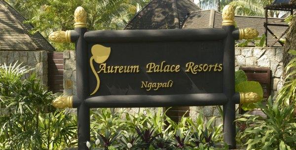 Aureum Palace Resort Ngapali