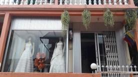 Hochzeitskleider im westlichen Stil