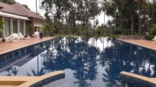 Hotel-Pool, öffentlich zugänglich