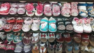 Schuhe für kleine Prinzessinnen