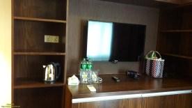 Zimmer 201 , Studio Deluxe, 2. Stock