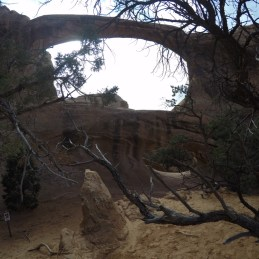 Arches Nationalpark Double O