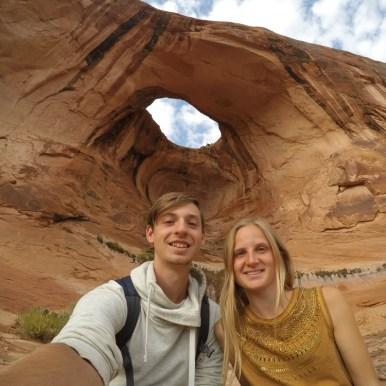 Wanderweg nähe Moab