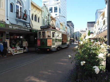 Straba in Christchurch