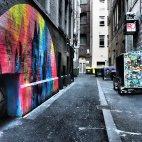 Seitengasse Melbourne