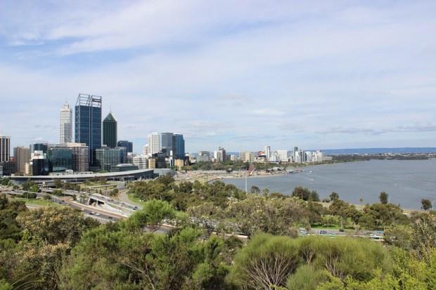 Skyline Australien
