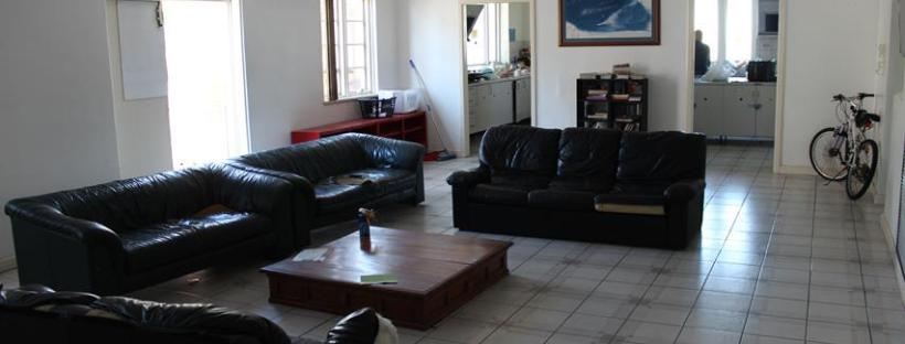 Hier siehst du das Wohnzimmer im Hoste
