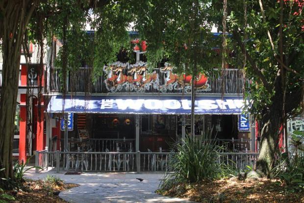 Bar in Australien