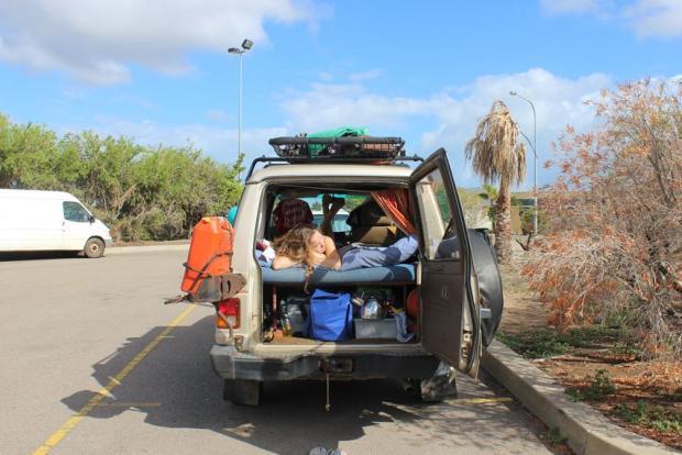 Backpacker Auto