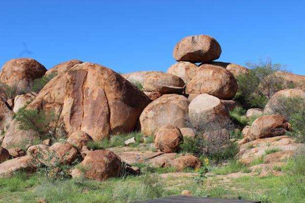 So sieht es in Australien im Outback aus